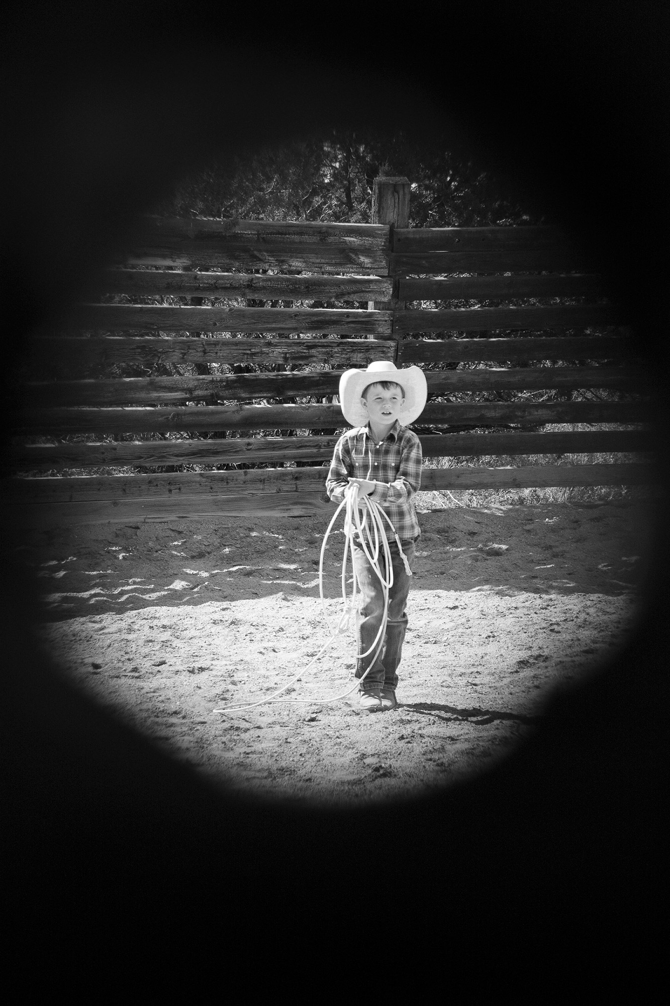 Rodeo Dreams, New Mexico Photo Series